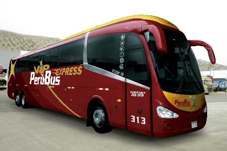 Nuestros servicios perubus for Interno autobus
